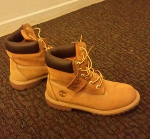 Timberland work boots LIKE NEW excellent condition for Sale in Chicago, IL
