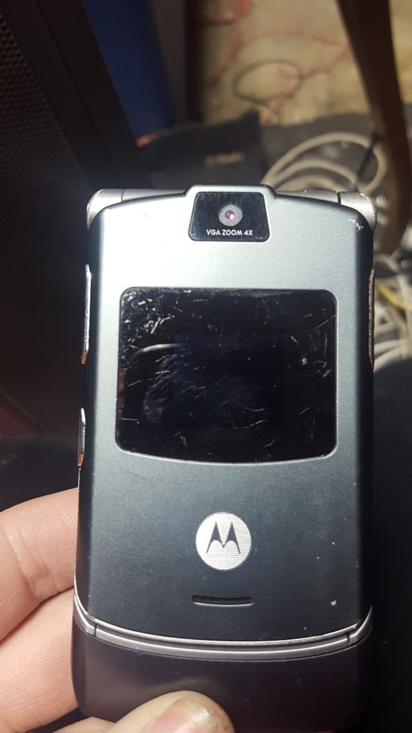 T Mobile Old Razer Flip Phone For Sale In Berthoud Co Offerup
