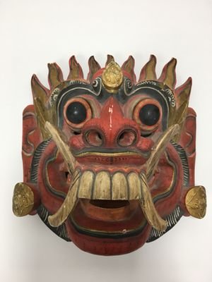Vintage Indonesian Mask for Sale in Antioch, CA