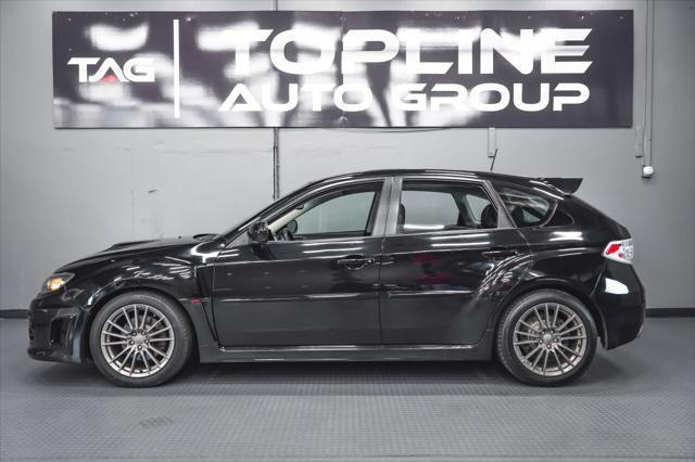 2013 Subaru Impreza Wagon WRX