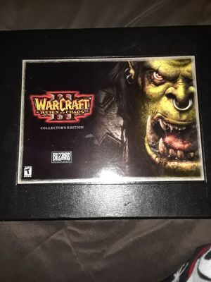 Warcraft collection Edition for Sale in Gaithersburg, MD