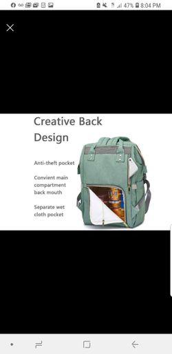 NEW diaper backpacks Thumbnail