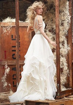 Hayley Paige Wedding Dress - Luca for Sale in Houston, TX