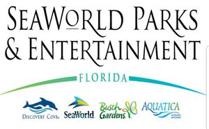 4-day ticket valid for Seaworld, Busch Gardens, Aquatica, AI for Sale in Kissimmee, FL