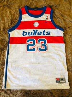 Throwback RETRO Nike Michael Jordan Bullets Swingman Jersey for Sale in Gardena, CA