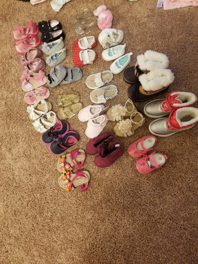 Baby Items....