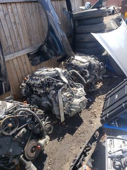 Acura TL 04-08 Engines All Good No Smoking Or Ticking None Of That $400 Each Thumbnail