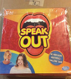 Speak out game for Sale in Brentwood, MD