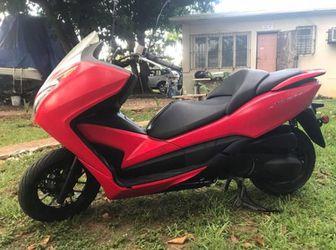 Honda FORZA 300cc Thumbnail