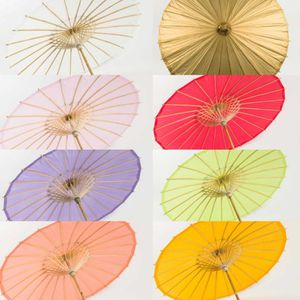 25 Paper Parasols with wooden handles for Sale in Portland, OR