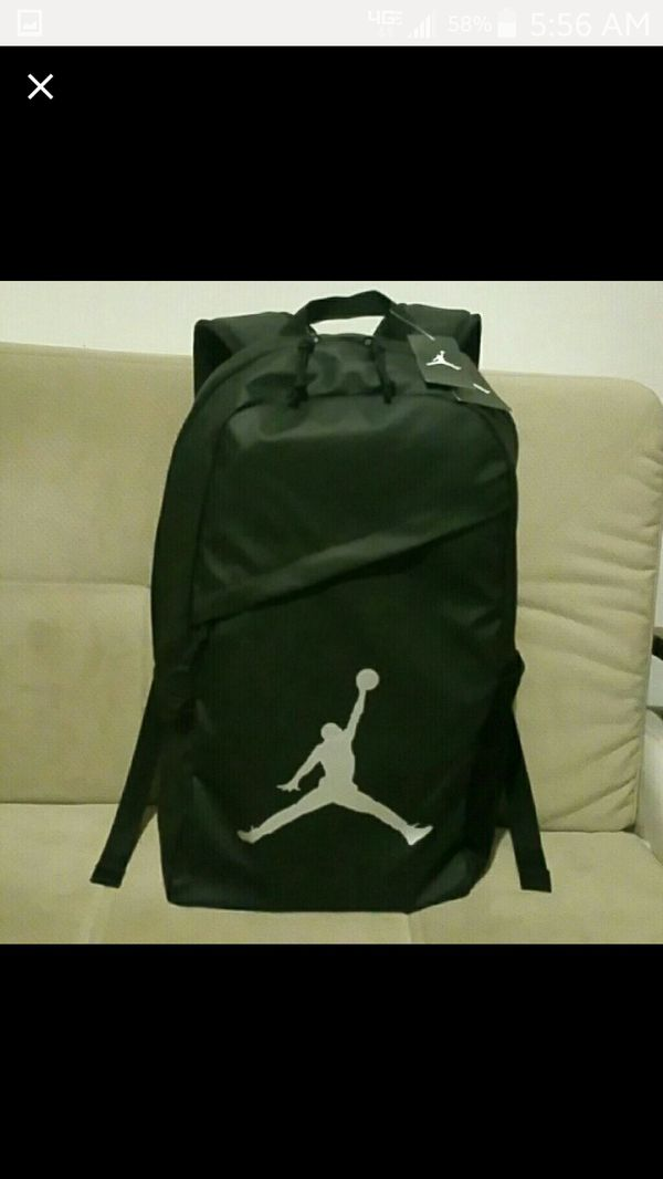 90ca19f3f6 Air Jordan backpack new with tag for Sale in North Arlington