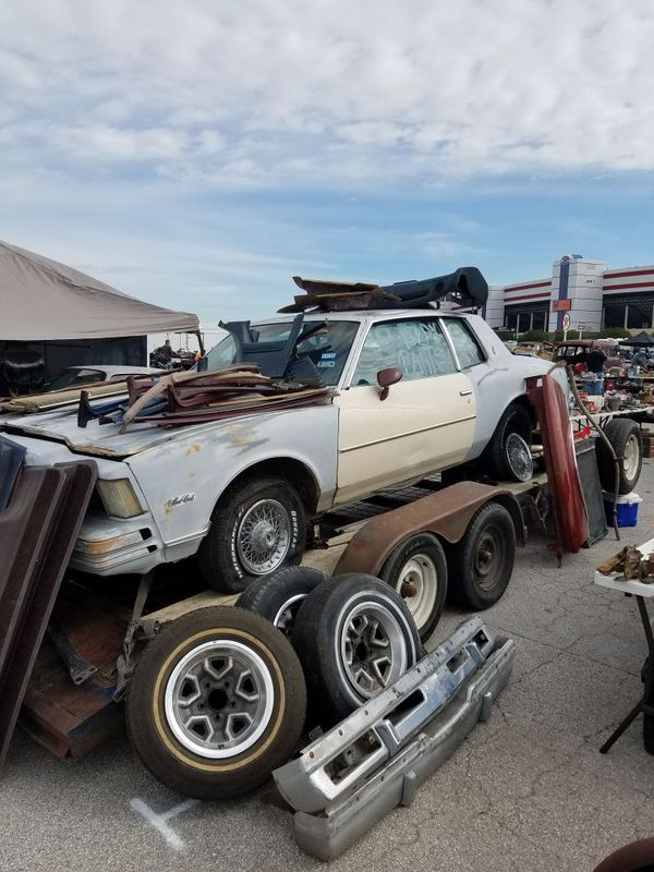 Parting Out 78 79 Monte Carlo