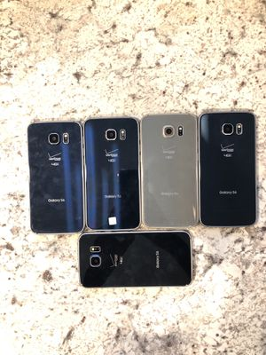 Samsung Galaxy S6 unlocked price per phone for Sale in FAIRMOUNT HGT, MD