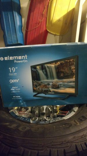"19"" element tv for Sale in UT, US"