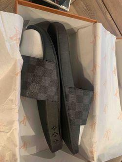 Louis Vuitton Men Sandals Size 11 Thumbnail