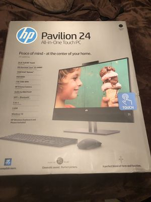 Hp pavilion computer new sealed for Sale in Orlando, FL