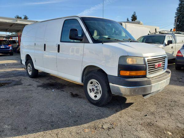 2003 GMC Savana 2500 Cargo Van In Great Condition, 107k