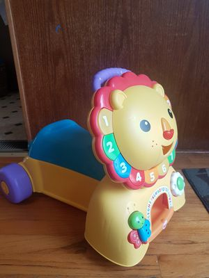 Walker rider toy Fischer Price for Sale in Florissant, MO