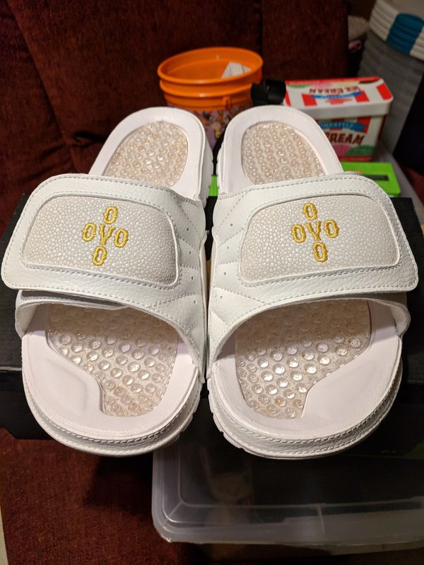 bc7f0d978704 ... Jordan 12 OVO Slides Size 9 for Sale in Pembroke Pines