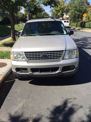 2002 Ford Explorer 4WD $1200 for Sale in Washington, DC