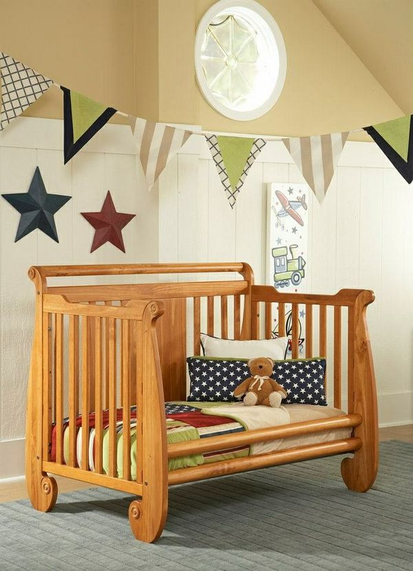 Baby S Dream Generation Next Convertible Crib Toddlers Bed For Sale
