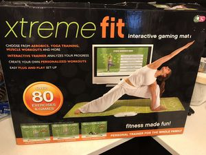 Interactive fitness mat for Sale in Darnestown, MD