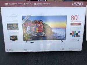 """Vizio E80-E3 80"""" 4K UHD XHDR LED Smart TV 2160p *FREE DELIVERY* for Sale in Renton, WA"""