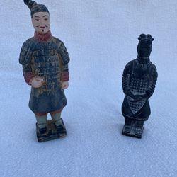 Miniature Terra Cotta Warriors Thumbnail