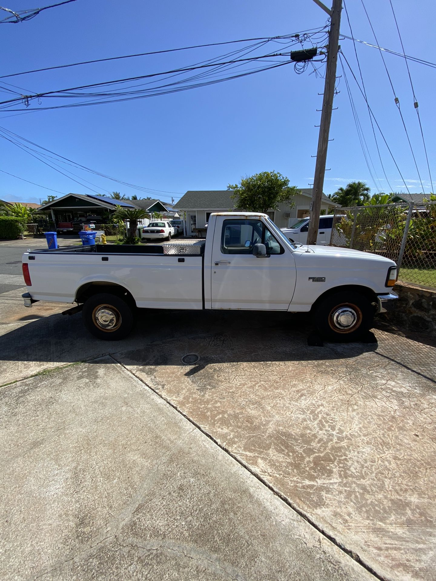 Photo 1997 Ford F250