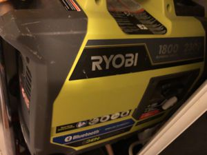 Generator 1800 Runing wats for Sale in Lincolnia, VA