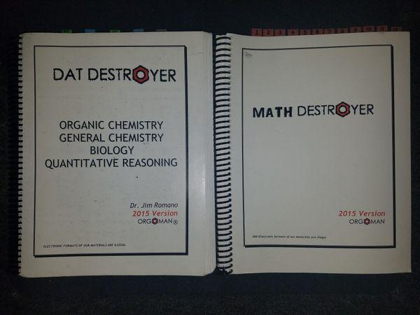 dat destroyer math destroyer orgoman combo 2015 for sale in