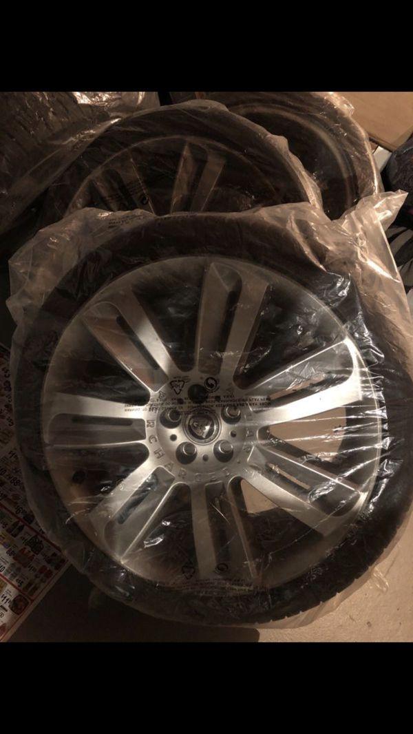 """Jaguar xfr oem 20"""" wheels for Sale in Detroit, MI - OfferUp"""