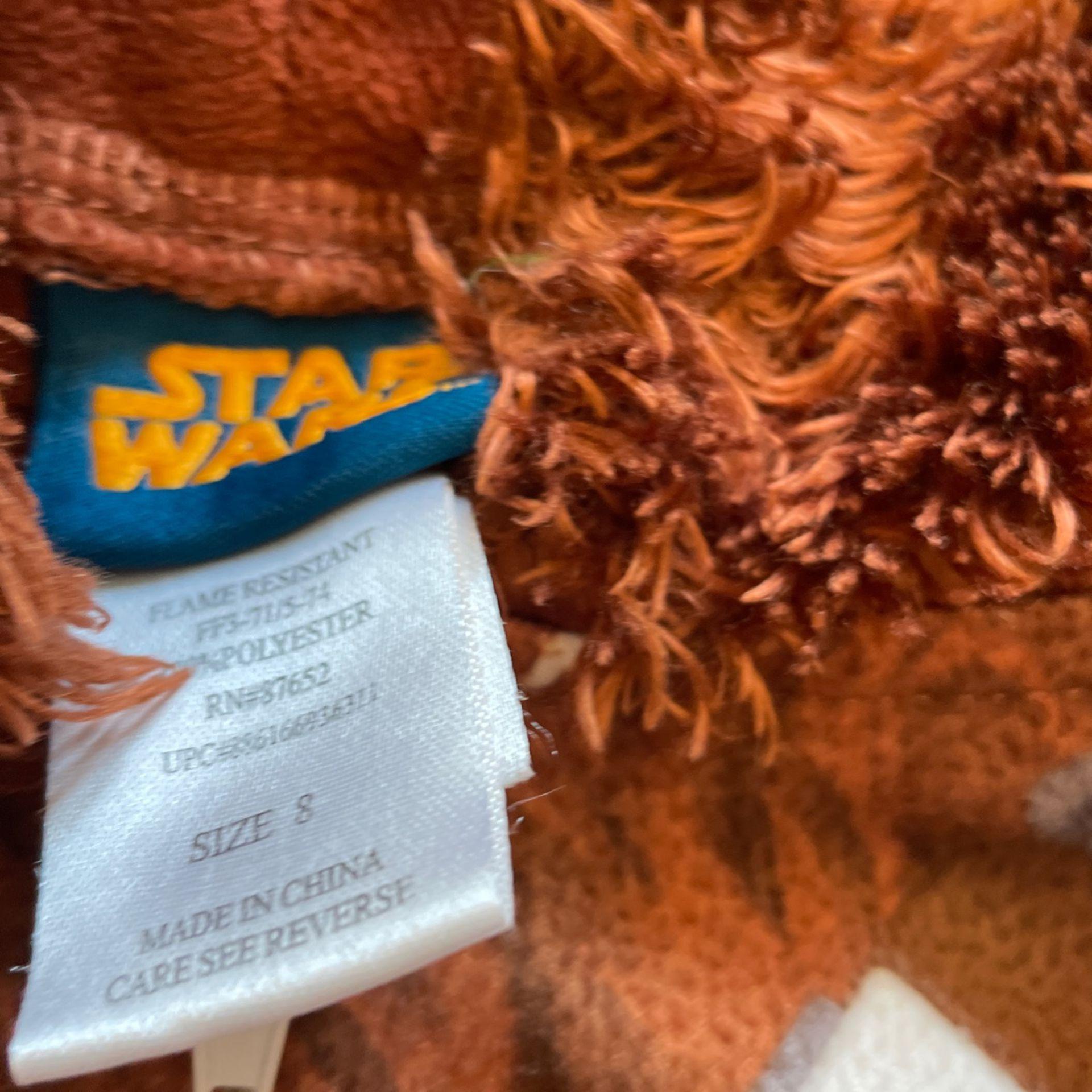 Chewbacca Onesie Size M