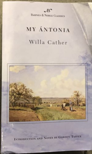 My Antonia by Willa Cather for Sale in Manassas, VA