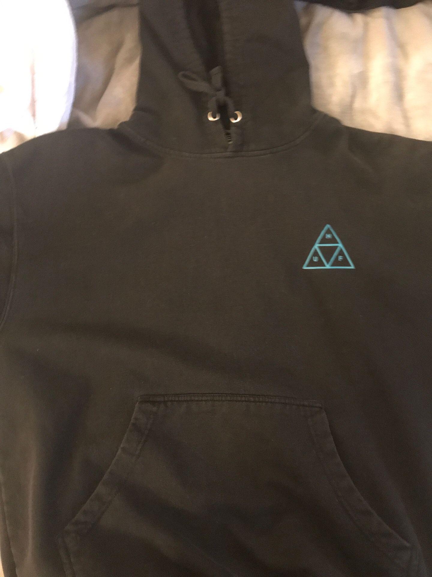 HUF hoodie size S