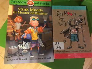 Judy Moody books for Sale in Scottsdale, AZ