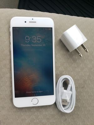 Iphone 6 AT&T, Cricket, or straight talk wireless 16gb for Sale in Glen Burnie, MD