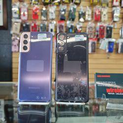 Samsung Galaxy S21 5G  Thumbnail
