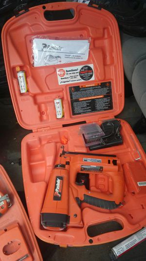 Paslode Framer and Finisher nail gun for Sale in Oak Lawn, IL