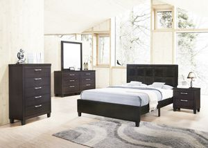 New! King Bedroom Set for Sale in Silver Spring, MD