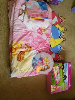 Princess room decoration, with curtains Thumbnail