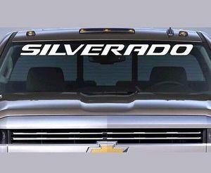 SILVERADO WINDSHIELD DECAL for Sale in Albuquerque, NM