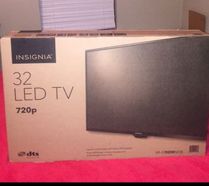 """**BRAND NEW**UNOPENED** 32"""" INSIGNIA LED TV for Sale in St. Louis, MO"""