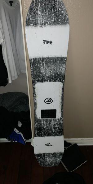Photo Ride 151 snowboard
