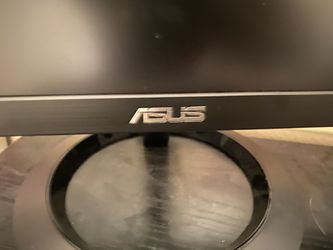 """Asus 27"""" Black Monitor Excellent Condition Thumbnail"""