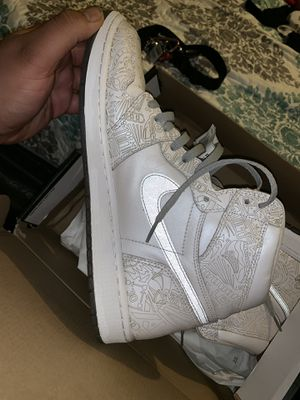 bdc2761d09ddcb Air Jordan laser 1 size 13 for Sale in Tampa