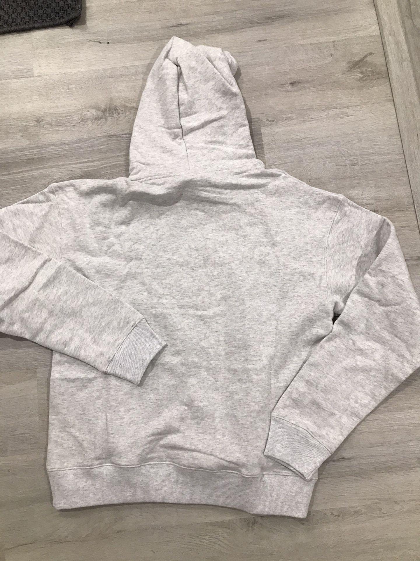 Balenciaga Hoody Hoodie Sweatshirt Grey Medium