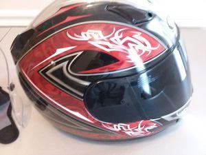 HJC motorcycle helmet mens used medium for Sale in Elkridge, MD