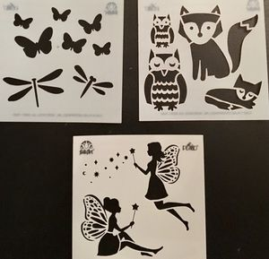 STENCILS for Sale in Pittsburgh, PA