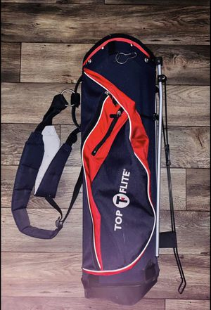 Photo Top Flight Golf Bag